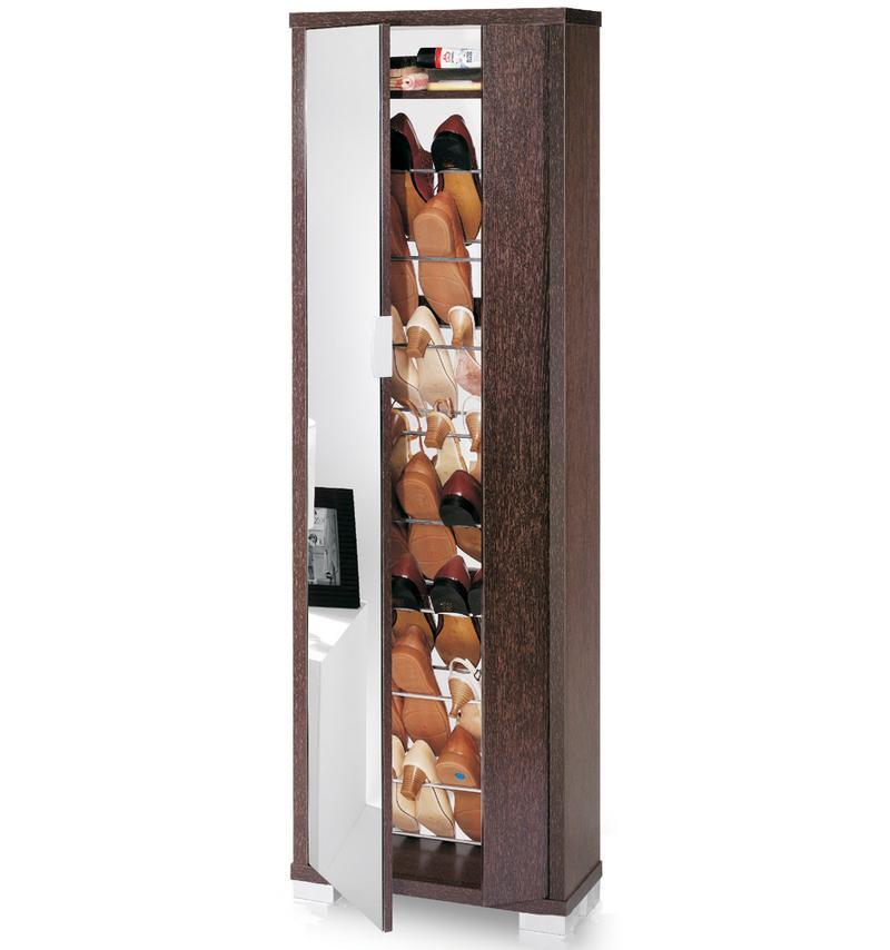 foto mueble zapatero 1 puerta espejo 160551 foto 423486